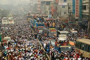 Bishwa Ijtema. Pic stolen from bdnews24